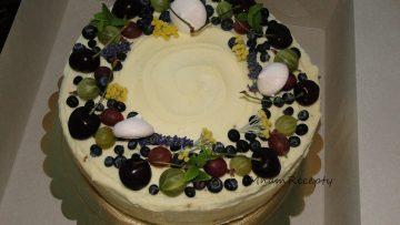 bezlepková torta