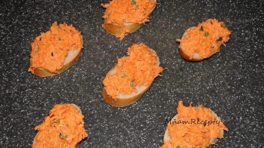 recepty z mrkvy